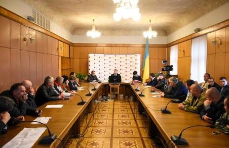 У Львівській ОДА обговорили питання громадського контролю за вивезенням ТПВ