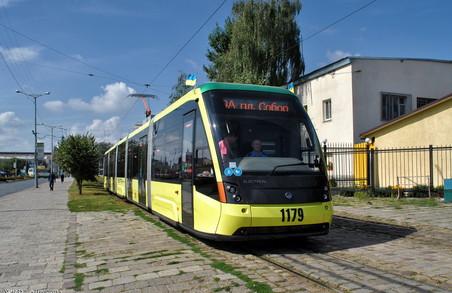 У Львові три трамваї змінять маршрут