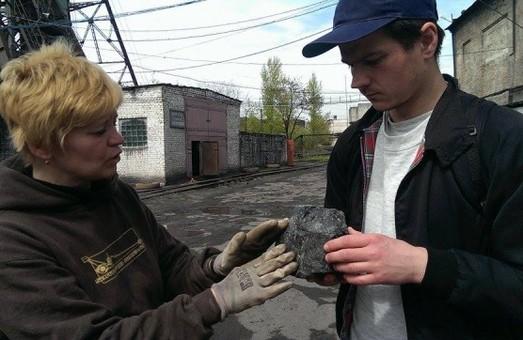 Художник із Львівщини пішки йде на Донбас