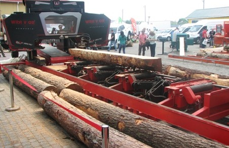 Львівщина позмагається з іноземцями в першості із деревообробних потужностей