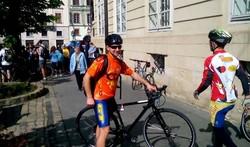У Львові стартував  велопробіг «Львівська сотка 2017» (ФОТО)