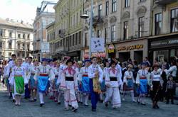 Львовом пройшов кольоровий парад (ФОТО)