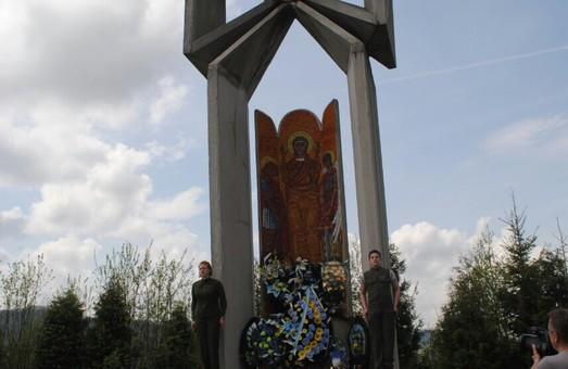 За тисячу кілометрів від Львова переможно зазвучить гімн Січових стрільців, - Синютка на Маківці