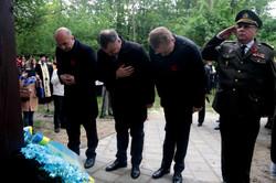 """У """"Шталагу-328"""" відзначили День пам'яті та примирення (ФОТО)"""