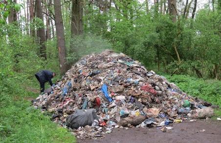 Садовий досі не забрав своє сміття з Буського району