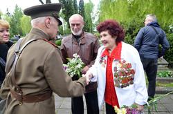 На Пагорбі Слави у Львові вшанували жертв Другої світової війни (ФОТО)
