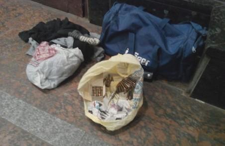 На вокзалі у Львові знайшли боєприпаси