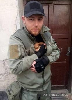 """Львівські """"муніципали"""" врятували цуцика"""
