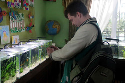 У Львові стартувала перша загальноміська виставка акваріумних риб (ФОТО)