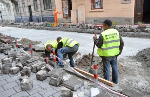 У Львові вулицю Трускавецьку перекриють для руху транспорту