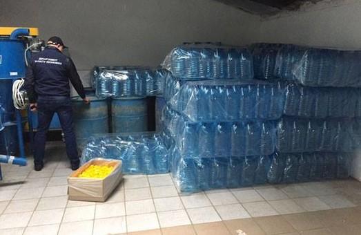 Мережу підпільних алкоцехів викрили у Львові