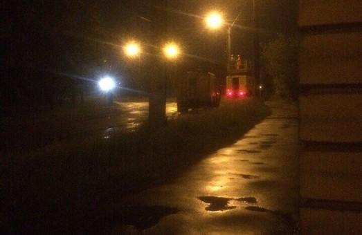 Львівський вандалізм добрався до тролейбусних ліній