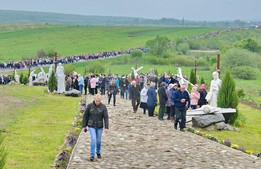 На Львівщині відбувся чин посвяти України  Матері Божій