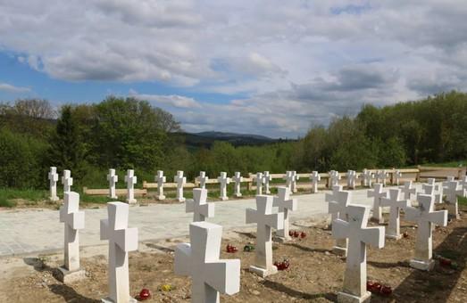 На Верецькому перевалі відкриють меморіальний цвинтар січовикам