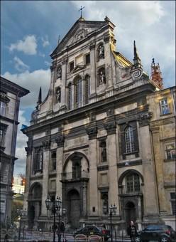 Чотири львівських святині відреставрують