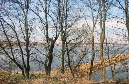 «Чвертка Божа» або життя рибалок поруч Львова