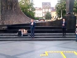 У центрі Львова згадують депортацію кримських татар