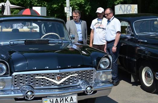 Львів готується до фестивалю ретро-автомобілів