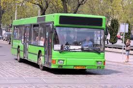 Львівський автобус №53 курсуватиме по-новому