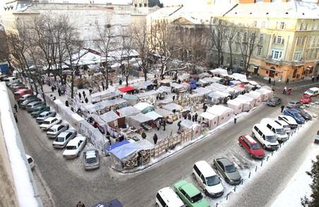Вернісаж: тепер ще й львівська парковка