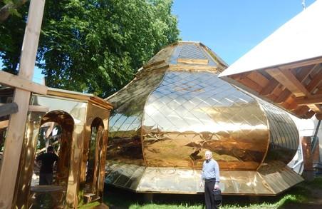 На Львівщині встановлять один з найбільших храмових куполів