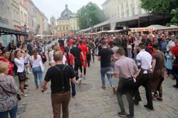 Як у Львові відзначили День  кельнера (ФОТО)