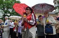 У Львові вшанували пам'ять жертв політичних репресій (ФОТО)