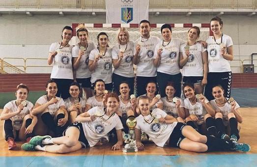 Львівська «Галичанка» виборола Кубок України з гандболу