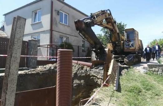 Стало відомо, які вулиці Львова отримають нову каналізацію