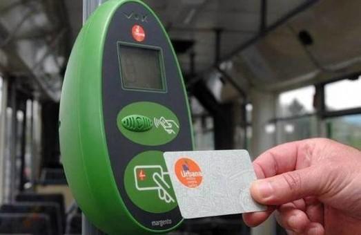 Штрафи у Львівському електротранспорті можна оплачувати безготівково