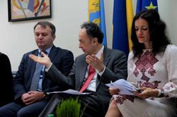 Центр розвитку місцевого самоврядування запрацював у Львові (ФОТО)