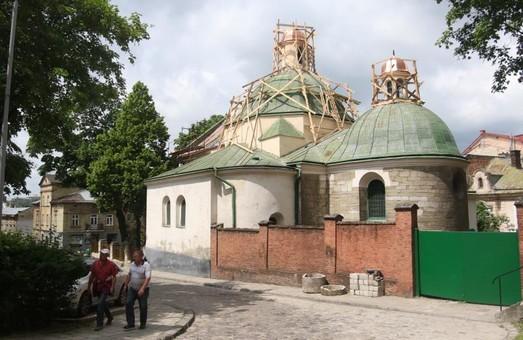 Одну з найстаріших церков Львова відреставрують