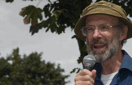 Британський еко-активіст зустрінеться з львів'янами