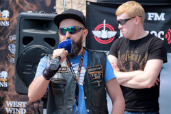 Як брутальні львівські байкери дітям гроші на операції збирали (ФОТО)