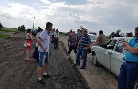 На Львівщині громада повстала проти диктату підрядника