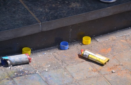 У Львові під час сутичок в облраді постраждало одинадцять правоохоронців