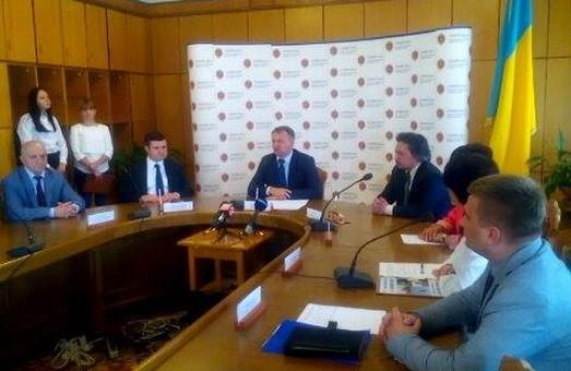 Львівщина підписала меморандум про співпрацю з ПАТ «Укргазвидобування»
