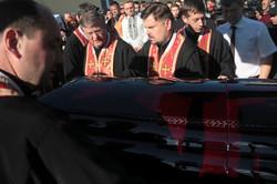 Львів`яни розпочали прощання з Блаженнішим Любомиром Гузаром (ФОТО)