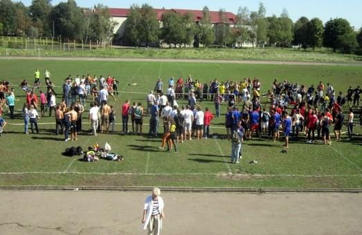 У Дрогобичі з'явиться багатофункціональний стадіон