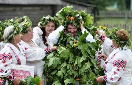 На Рівненщині пройде обрядовий фестиваль з нагоди Зелених свят