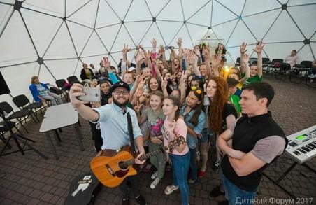 Школярі-книгомани зі всієї України відвідали львівський Дитячий Форум Видавців