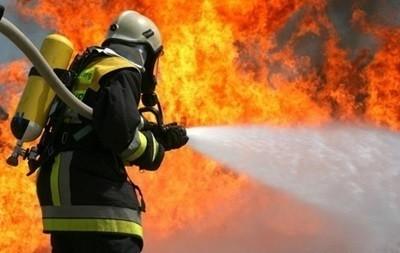 Трапилася пожежа у продуктовій гуртівні міста Городок