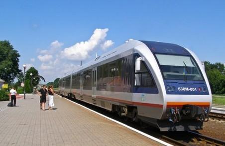 """""""Укрзалізниця"""" відкрила продаж квитків на поїзд """"Ковель - Холм"""""""