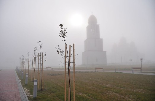 Стало відомо, коли завершать роботи у львівському парку імені Івана Павла ІІ