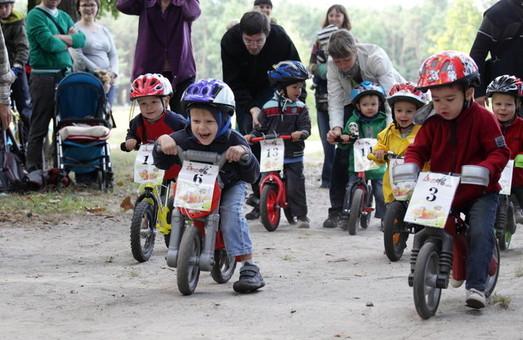 Наймолодші львів'яни мають нагоду взяти участь у велоперегонах
