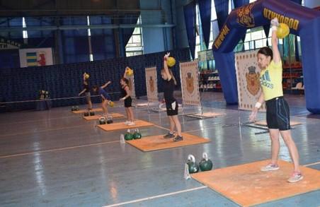 Гирьовики Львівщини вибороли першість на Всеукраїнських змаганнях