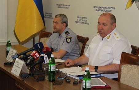 У Львові триває кримінальне провадження, пов'язане з вивезенням ТПВ