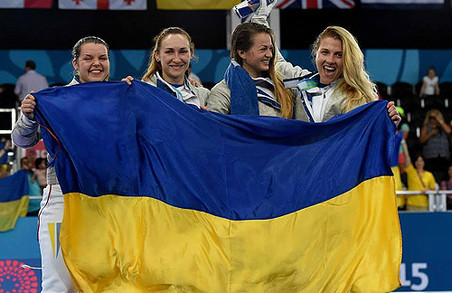 До складу збірної України на чемпіонаті Європи з фехтування увійшли 4 львів`ян