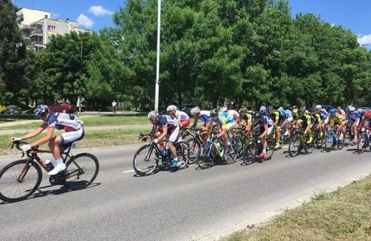 Велоспортсмени Львівщини повернулись із багатоденної польсько-української гонки з нагородами