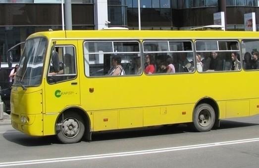 Водій маршрутки на Львівщині образив державне звання